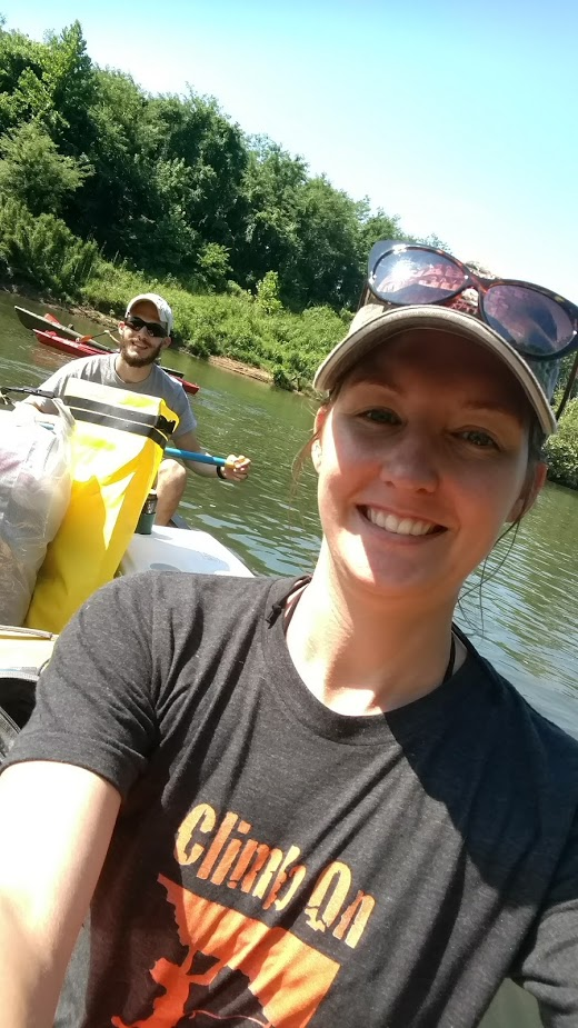 Canoe Buffalo River Arkansas