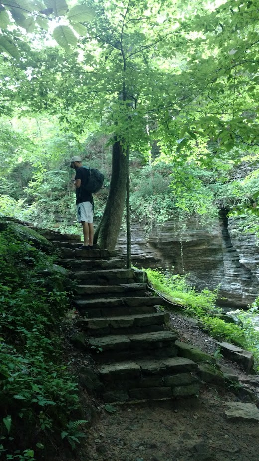 Lost Valley Stairs after Natural Bridge.jpg