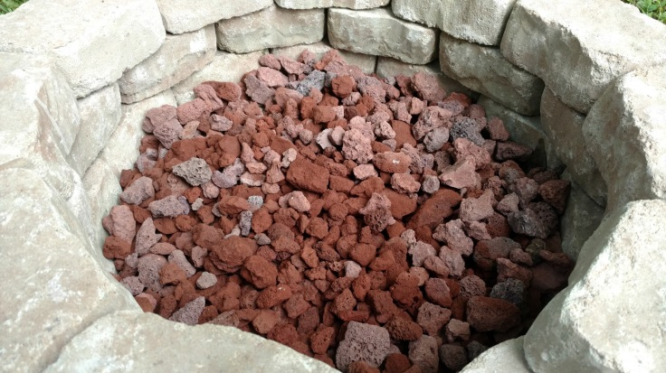 How to Build a Fire Pit Structure