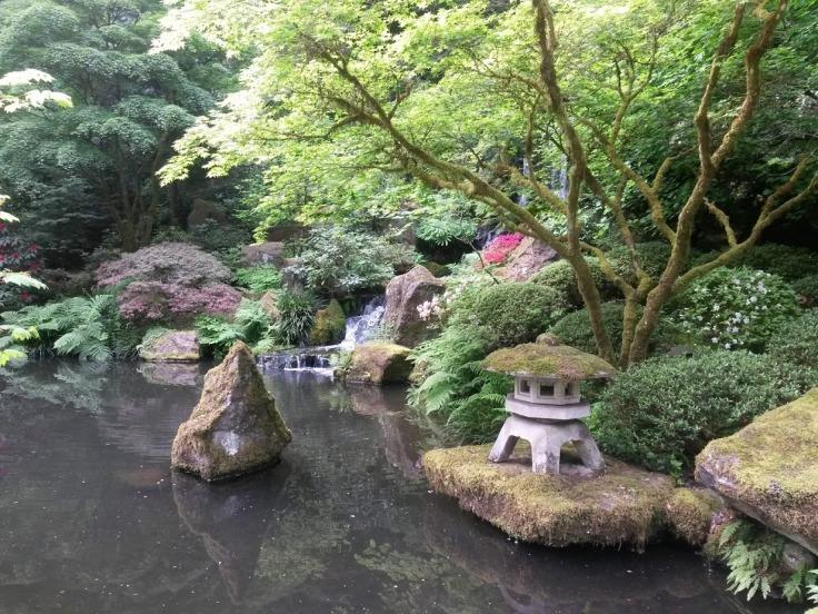 Japanese Garden Oregon PDX