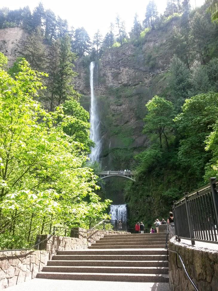 Multanomah Falls Oregon