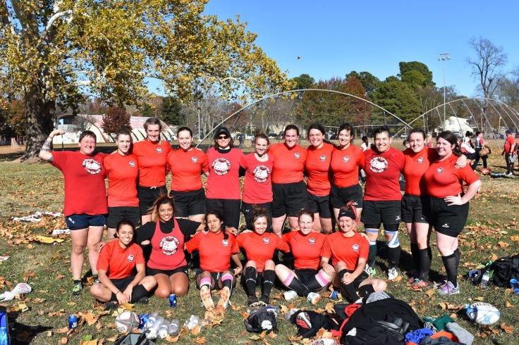 Shreveport Valentines Women's Ruby League
