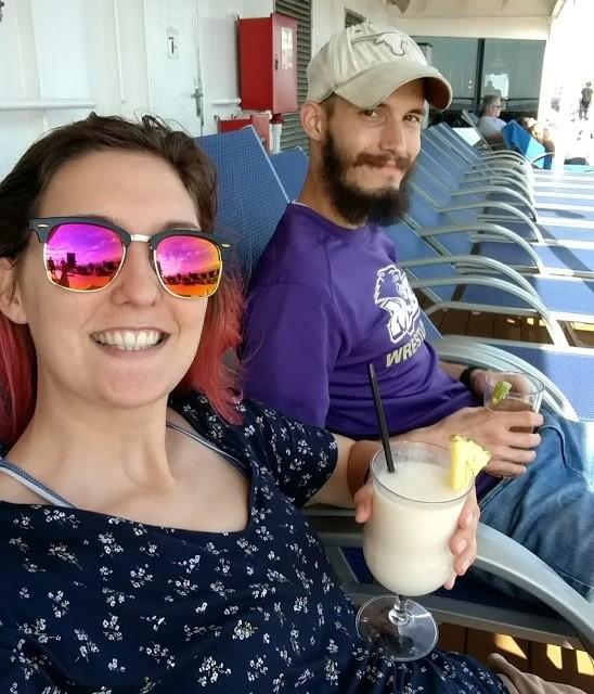 Carnival Triumph cruise 2018 honeymoon
