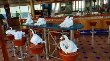 towel animals carnival cruise