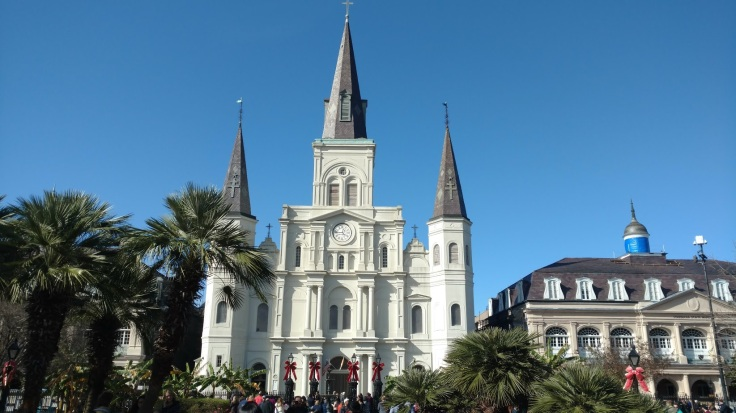 Saint Louis Cathedral NOLA