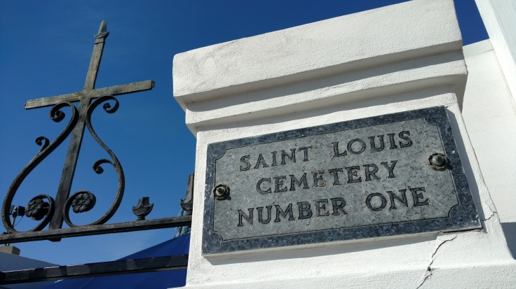Saint Louis Cementary New Orleans