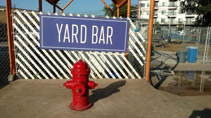 Yard Bar Austin TX