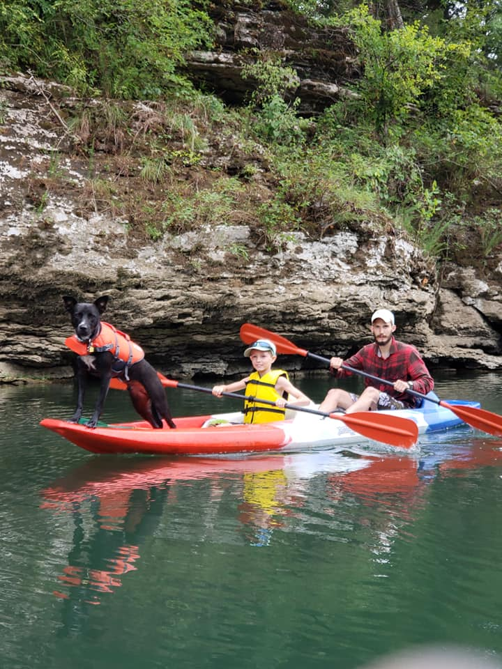 Canoe Trip Buffalo National River AR